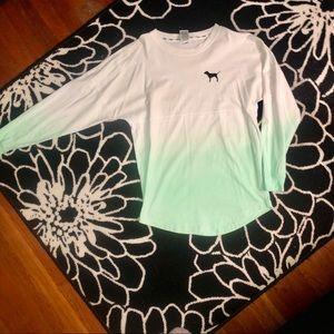 VS Pink long sleeve tee shirt XS